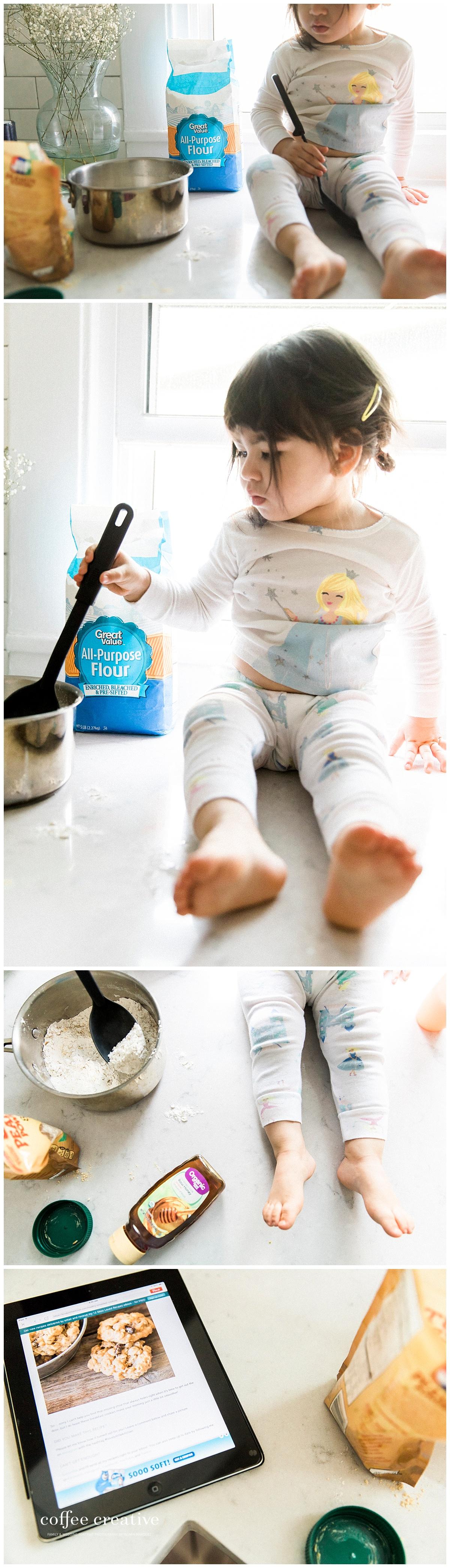 Baking and bonding | Healthy Cookies