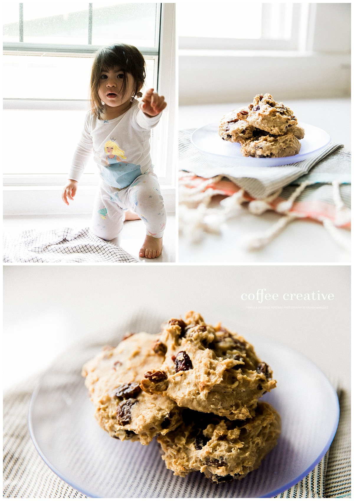 Baking and bonding | Healthy Cookies