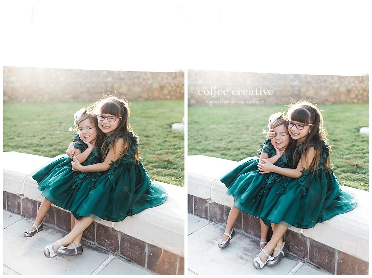 El Paso Fall Family Photography