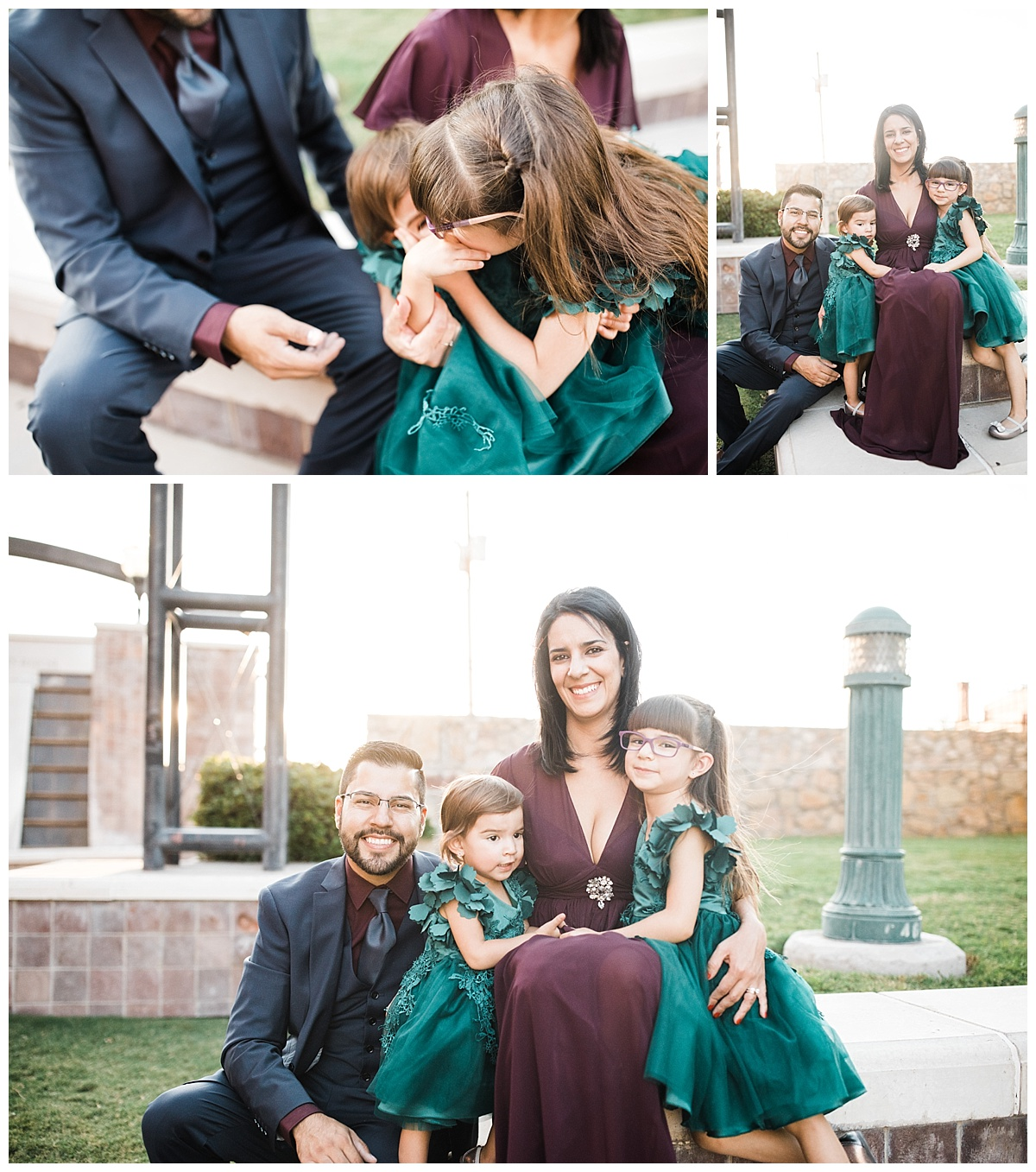 El Paso Fall Family Photography