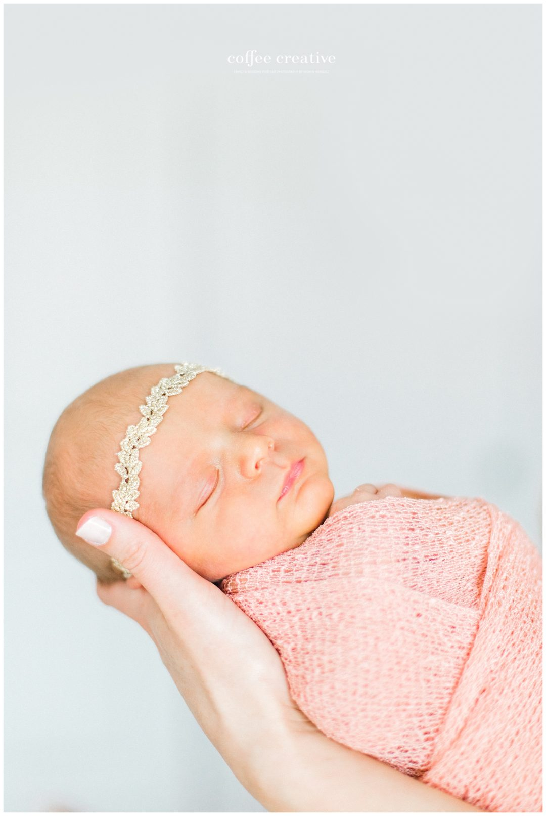 el paso newborn photographer, neutral and earthy nursery, alamogordo newborn session