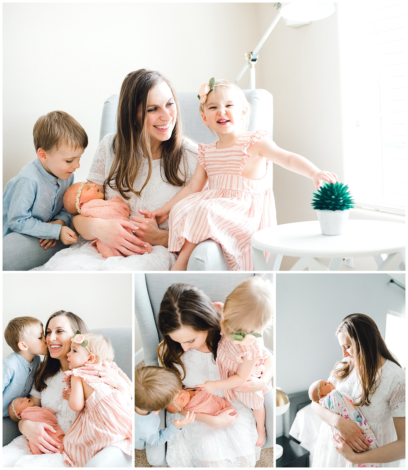 el paso newborn photographer, neutral and earthy nursery, alamogordo newborn session, el paso lifestyle newborn session