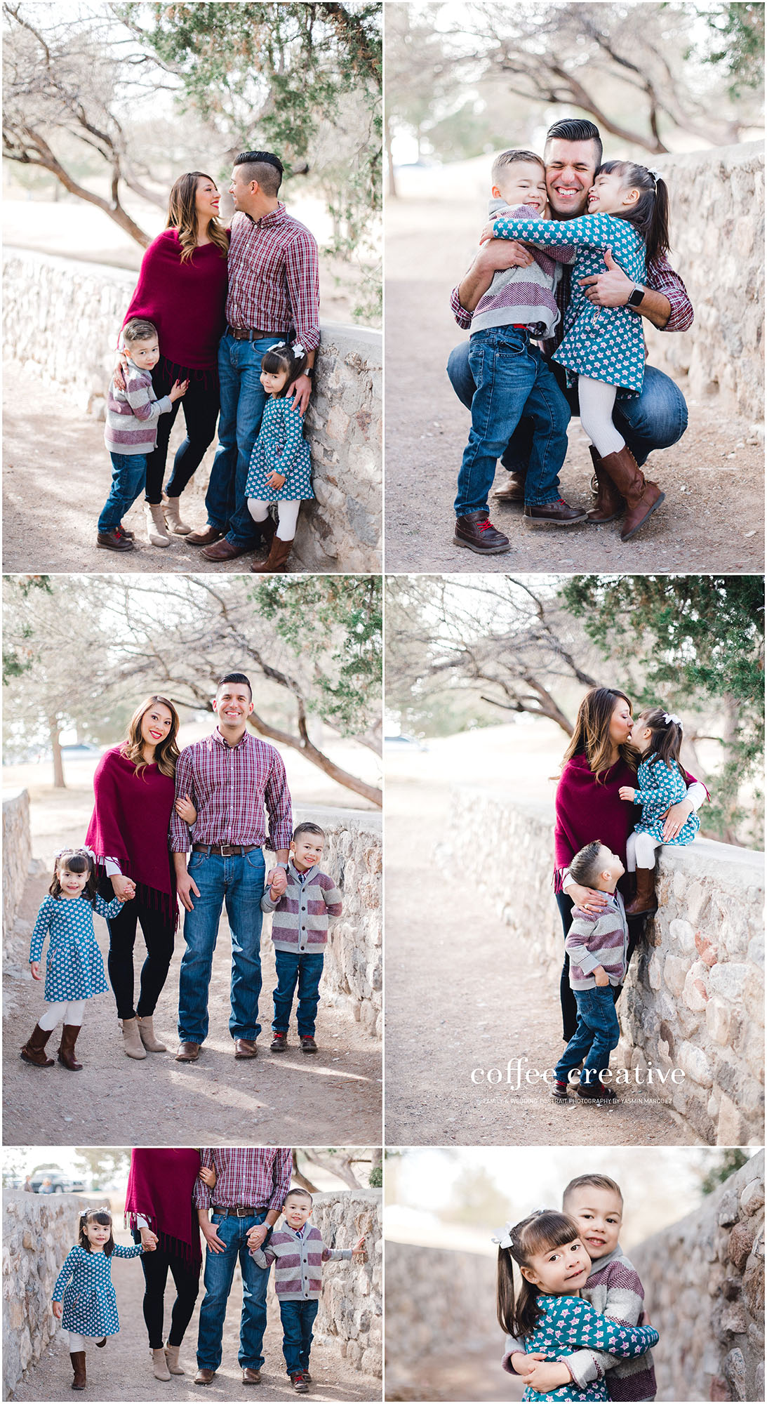 el paso family photographer, el paso extended family session