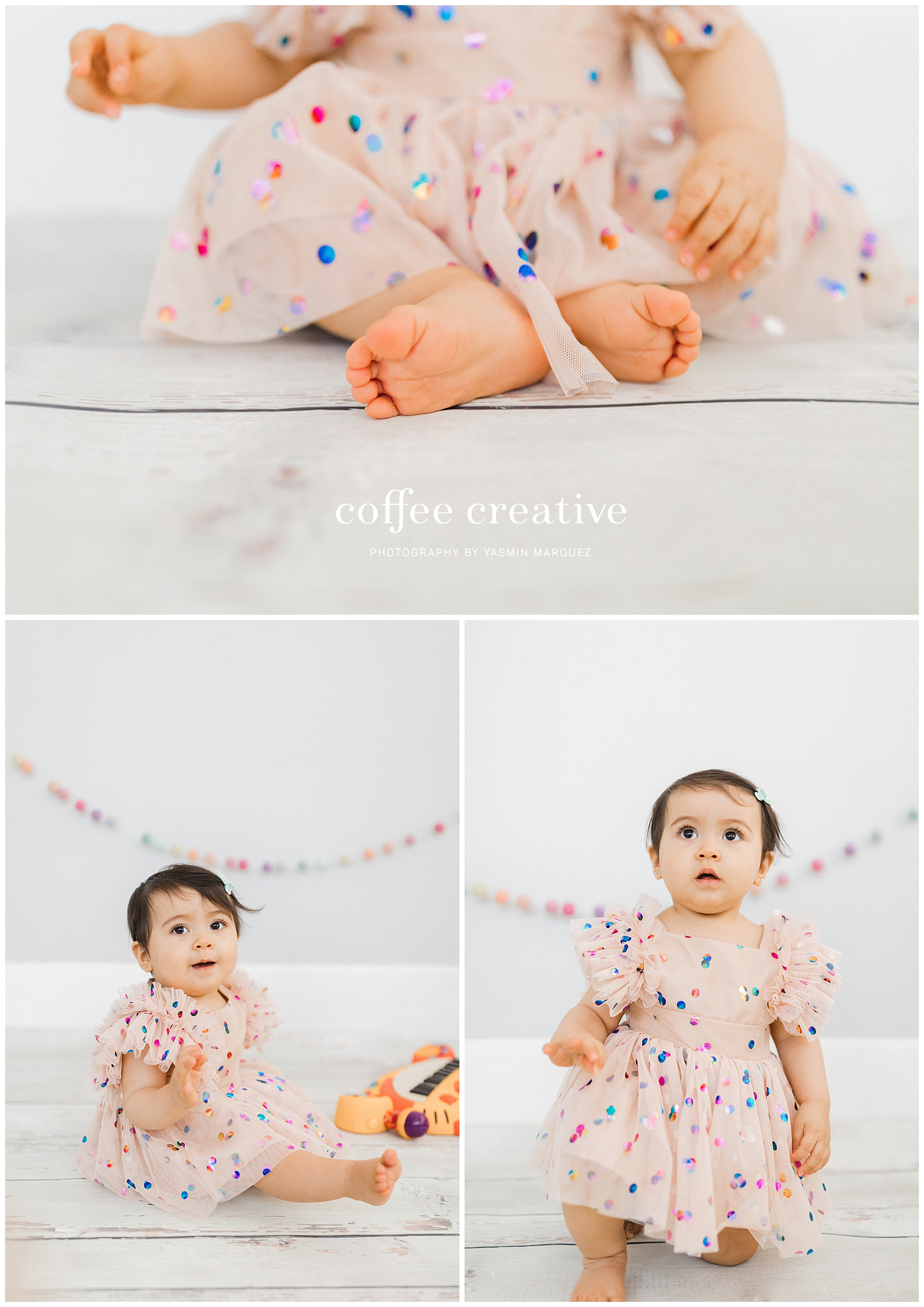MODERN PASTEL SPRING CAKE SMASH, El paso photographer, el paso family photographer, el paso cake smash photographer, quarantine birthday party , inspired by this, 100 layer cakelet, confetti cake smash