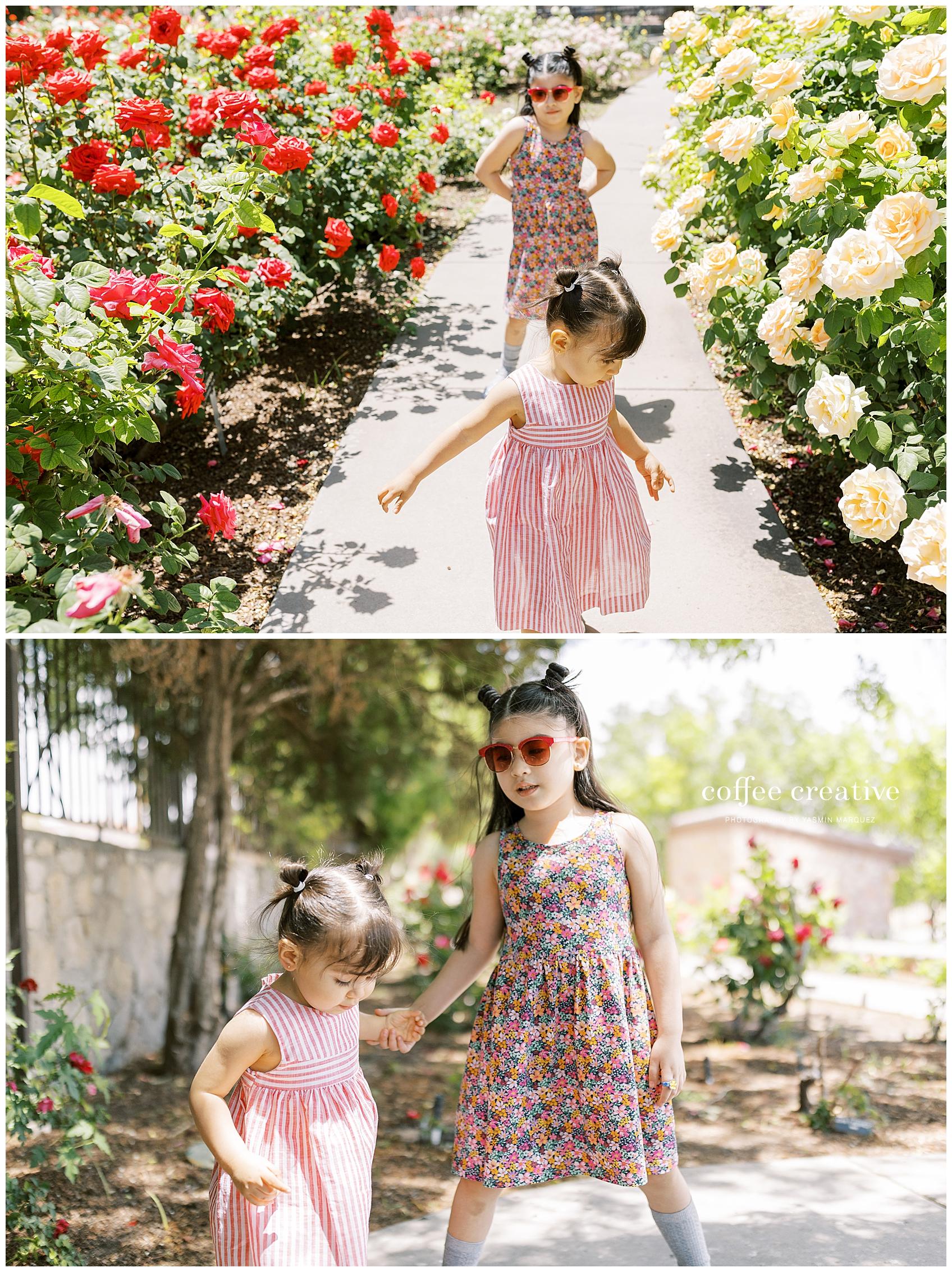 el paso rose garden, el paso mom blogger, el paso garden, el paso photographer