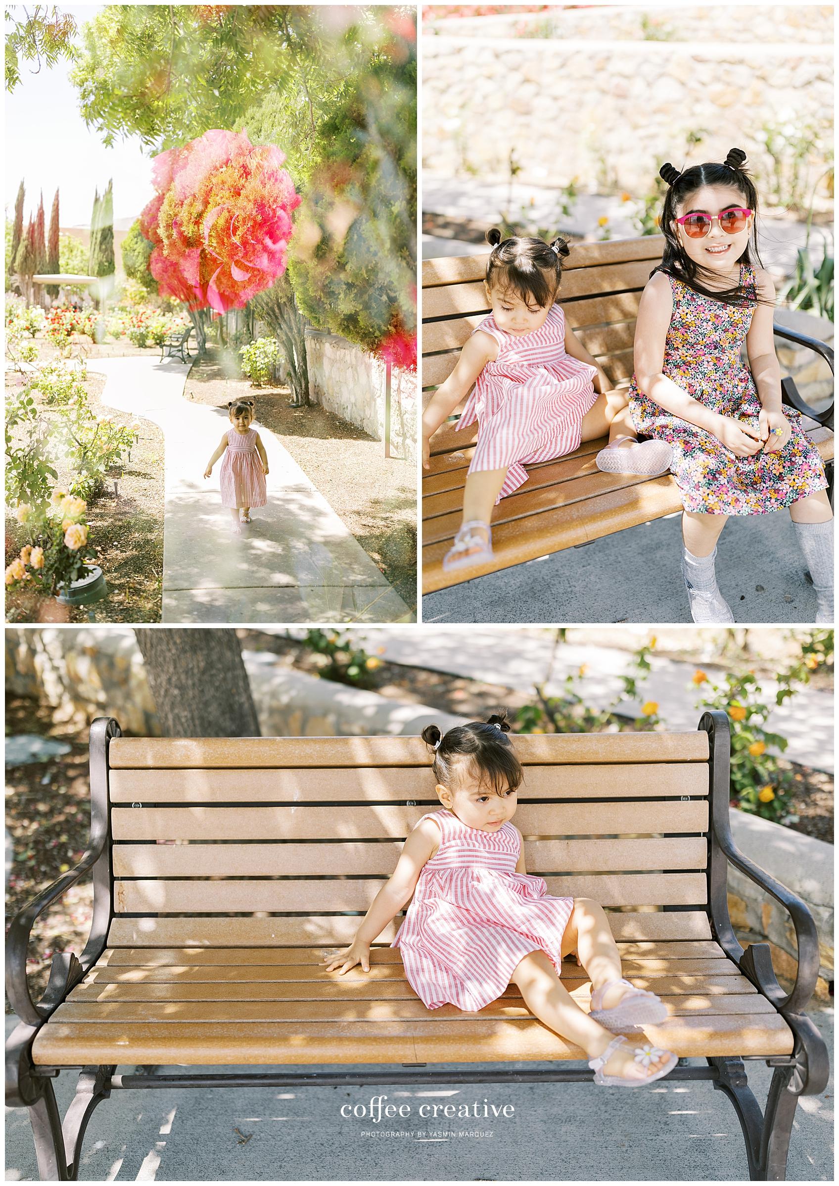 el paso rose garden, el paso mom blogger, el paso garden, el paso photographer, things to do in el paso